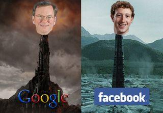 Facebook & Google