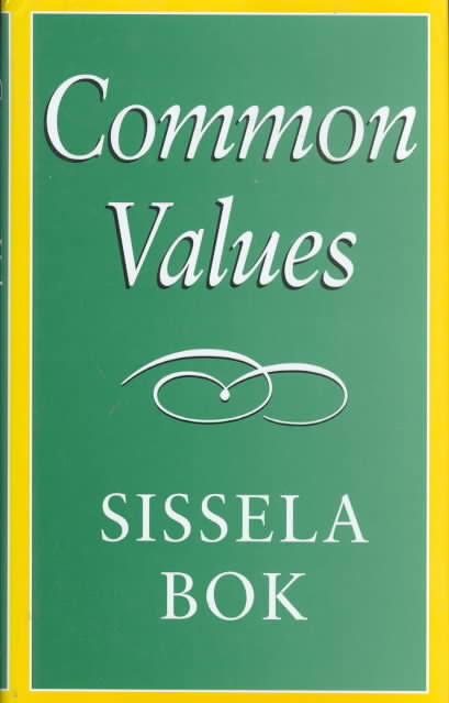 the search for a common set of moral values ethics sage her approach is to combine moral theory practical ethics to demonstrate how these moral values are applied across all facets of life