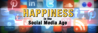 Social media happiness web banner for page_00000