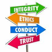 Integrity arrows