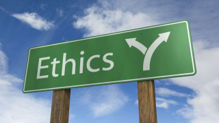 ETHICS ARROWS Pointing