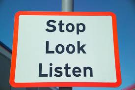 LISTENING for BLOG
