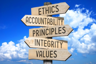 Ethics signposts