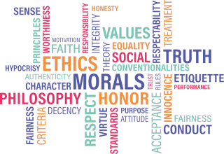 Ethics collage