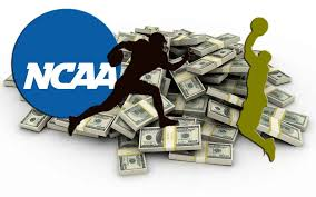 College athletes paid