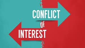 Conflict interests