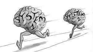 System 1 versus System 2 Thinking jpeg